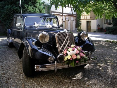 Citroen Traction Avant Familiale